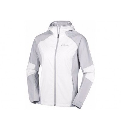 Softshell Columbia Sweet As (white/cirrus grey) femme