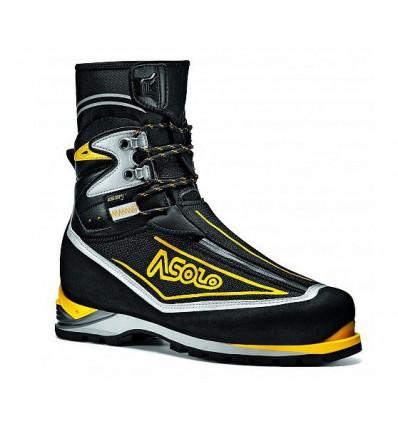 Chaussures Asolo Eiger Gv Nero/giallo