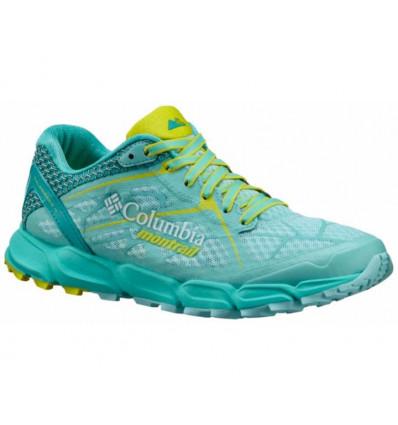 Chaussures Trail Columbia Caldorado II Femmes (aquarium/zour)