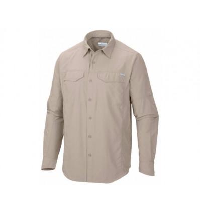 Triple Canyon Long Sleeve Shirt Poliestere Columbia Camicia a Maniche Lunghe da Uomo