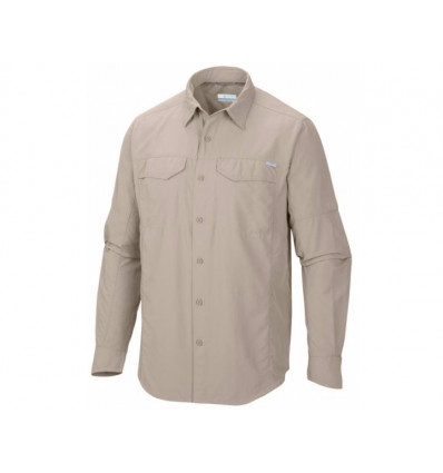 Chemise Manches Longues Columbia Silver Ridge (fossil)