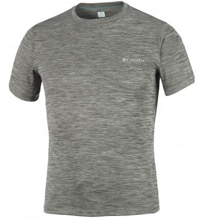 T-shirt Technique Columbia Zero Rules (cypress heather)