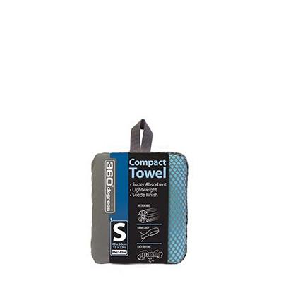 Serviette Microfibre Compact / Compact Microfibre Towel - Xl 60 X 120