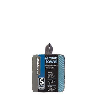 Serviette Microfibre 360 Compact Towel 45*80cm New