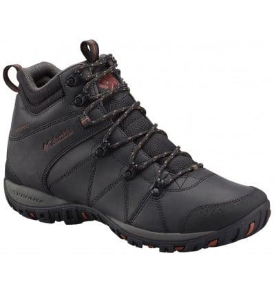 Chaussures Mi-Haute Imperméable Columbia Peakfreak Venture Omni-Heat (black)