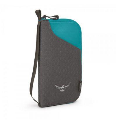 Porte documents Osprey Document Zip Wallet (Tropic Teal)