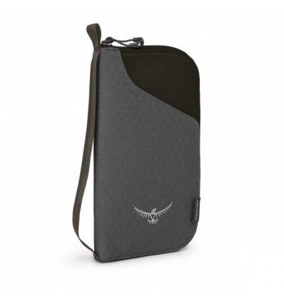 Porte documents Osprey Document Zip Wallet (Black)
