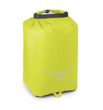 Sac étanche Osprey Ultralight DrySack 30 (Electric Lime)