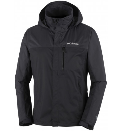 Columbia Pouration Dual Jacket (black) AlpinStore