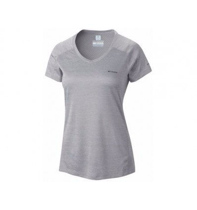 T-shirt Technique Columbia Zero Rules Femme (columbia grey heather)