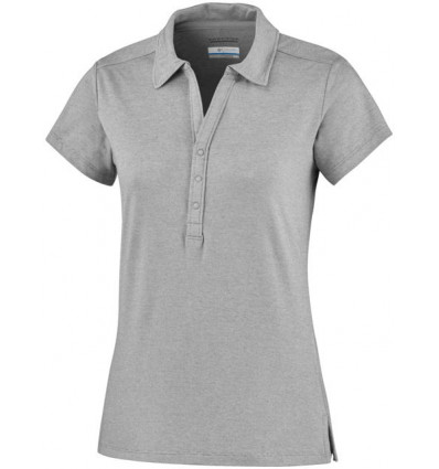 Polo Columbia Shadow Time Femme (cirrus grey)