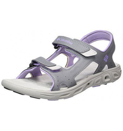Columbia Youth Techsun Vent (tradewinds, white violet)
