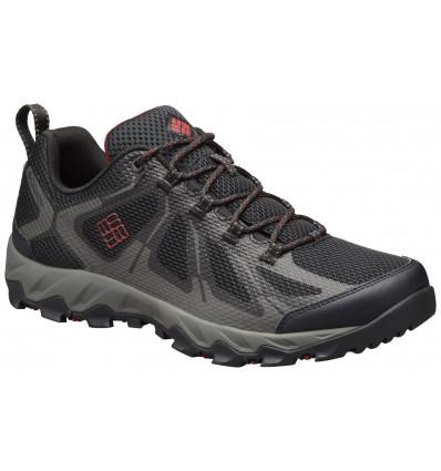 Chaussures Columbia Peakfreak XCRSN II XCEL (black/rocket)