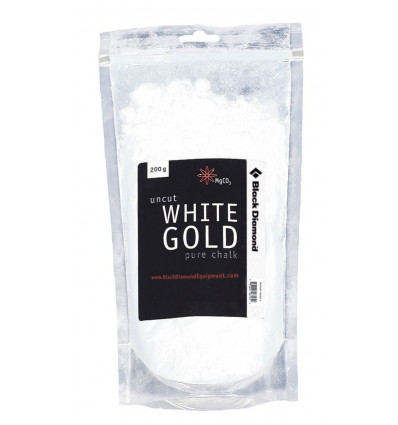 Magnésie en poudre Black Diamond Loose Chalk (200 Gr)