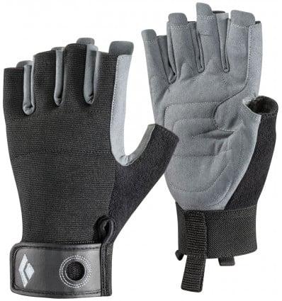 Gants Crag Half-finger Black Diamond (Black)