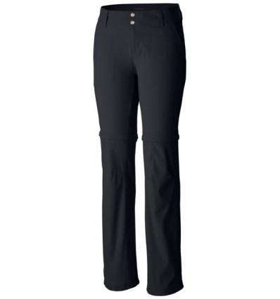 Pantalon Convertible Columbia Saturday Trail II Femme (black)