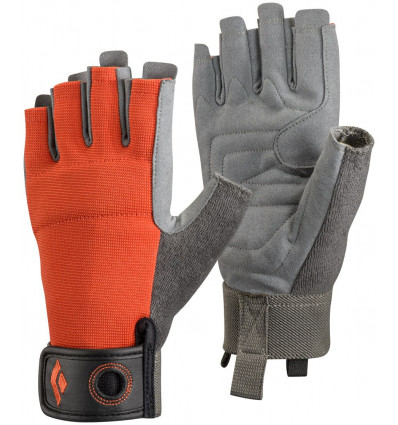 Gants Crag Half-finger Black Diamond (Octane)