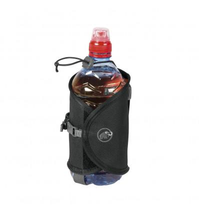 Add-on bottle holder black Mammut