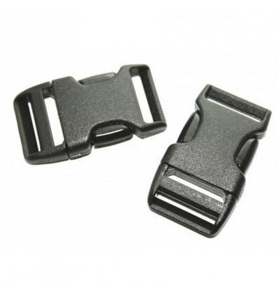 1 Boucle sac à dos Lowe Alpine 50mm (black)