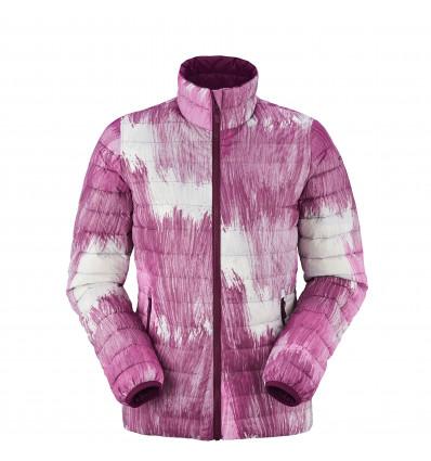 Veste Eider Twin Peaks jkt w (Nebula Pink Charcoal) femme