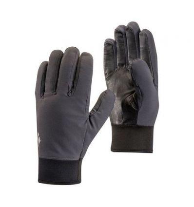 Gants BLACK DIAMOND Midweight Softshell (Smoke)