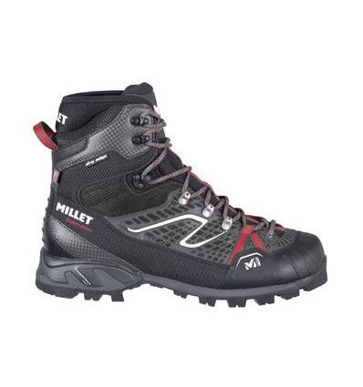 Chaussures Tige Haute Millet Trident Winter (black)