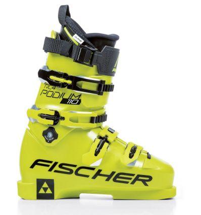 Chaussures de ski alpin Racing Fischer RC4 Podium 110