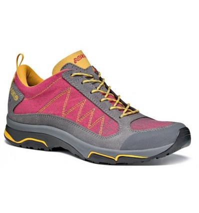 Chaussure de randonnée basse Asolo Fury Mm (Donkey / Fuchsia)