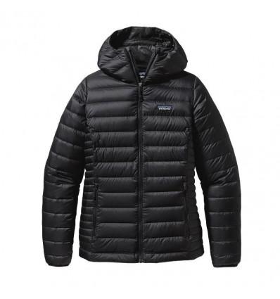 Doudoune à capuche Patagonia Down Sweater (black) Femme