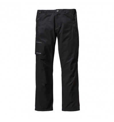 Pantalon Technique Patagonia Simul Alpine (black)