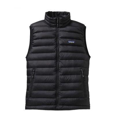 Doudoune sans Manches Patagonia Down Sweater (black) homme
