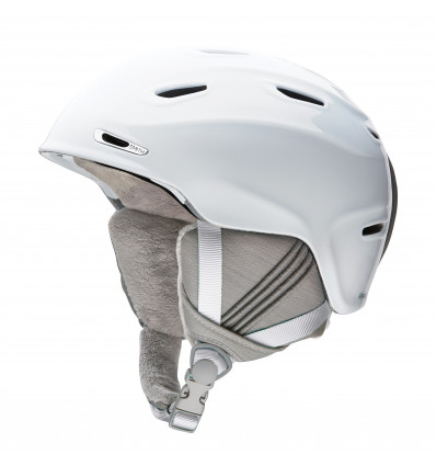 Smith ARRIVAL Ski Helmet (white) Women's