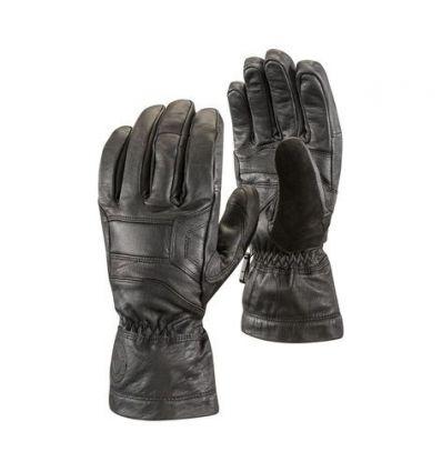 Gants en cuir BLACK DIAMOND Kingpin (noir) mixte