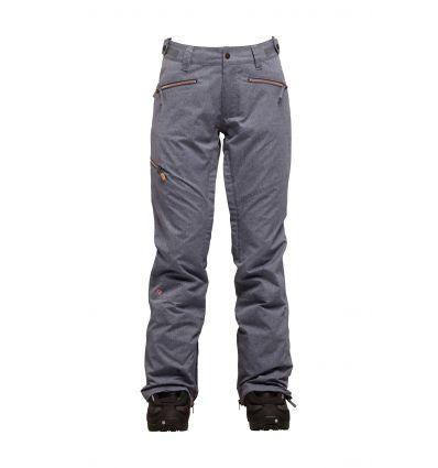Pantalon de ski White Pine Pant Nikita (Blue)