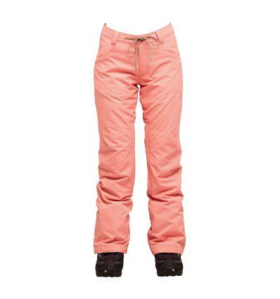 Pantalon hiver Cedar Pant Nikita (Burnt Coral)