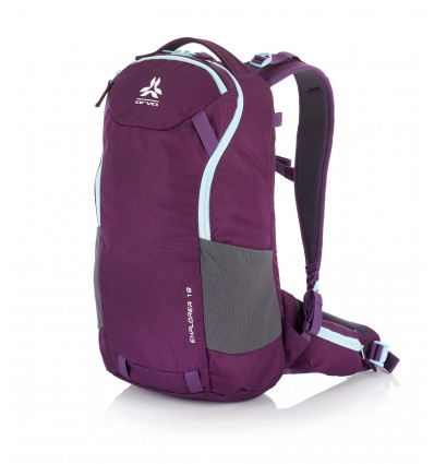 Sac à dos Explorer 18 litres purple grey Arva