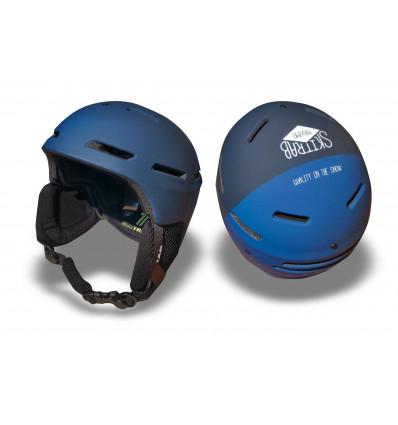 Casque de ski Alpinisme Gara double norme Skitrab avec pad oreille
