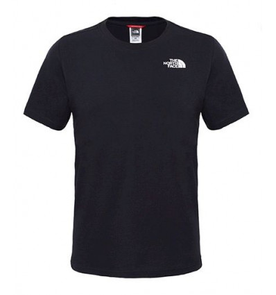 T-shirt The North Face Red Box Tee (noir) Homme