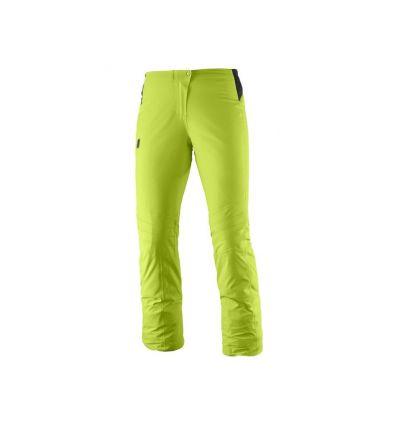 Pantalon Whitelight Pant W Femme - Salomon (Acid Lime)