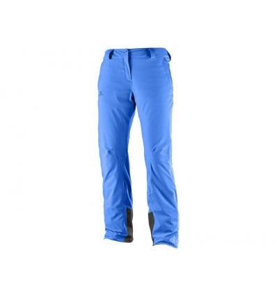 Pantalon de ski Icemania Pant Femme - Salomon (Sky Diver)