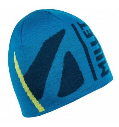 Bonnet WHITE WOOL (Poseidon/electric Blue) - MILLET