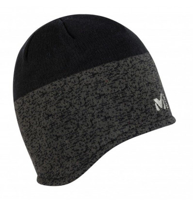 Bonnet Tyak Ear Flap Millet ( Black - Noir )