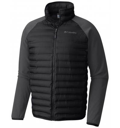 Doudoune Columbia Flash Forward Hybrid Jacket (black, shark)