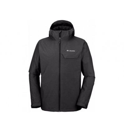 Veste Columbia Huntsville Peak Novelty Jacket (black)