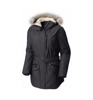Veste hiver Columbia Carson Pass II Jacket (black) femme