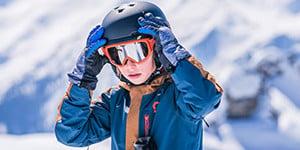 Casque de ski Junior