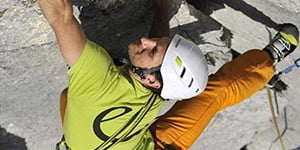 Climbing and Mountaineering Helmets