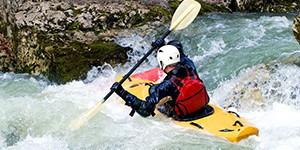 Kayak / Canyoning / Spéléo