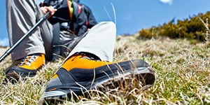 Mountaineering Shoes Mens