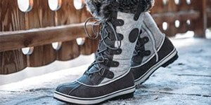 Winter Shoes Mens